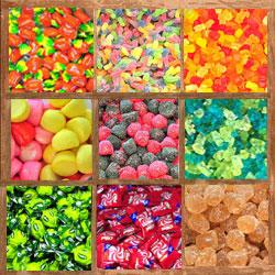 Ζαχαρωτά | Καραμέλες