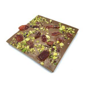 Σοκολάτα αιγίνης φράουλα