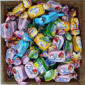 Jelly light χωρίς προθήκη ζάχαρης